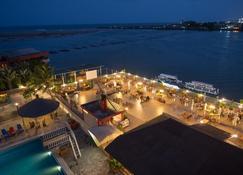 Hotel Du Lac - Cotonou - Vista esterna