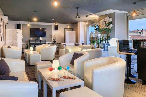 Quality Hotel Mediterranee Menton - Menton - Bar