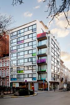 Pantone Hotel - Brussels - Building