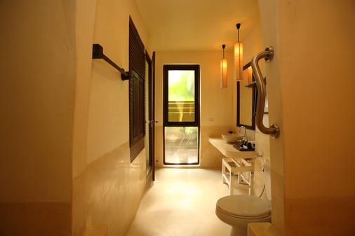 象島溫泉渡假村 - 象島 - 象島 - 浴室