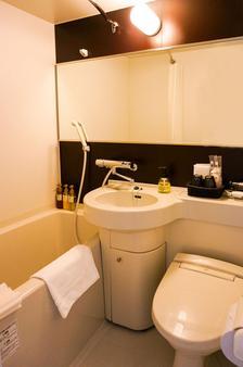 Izutsu Hotel Kyoto Kawaramachi Sanjo - Kyoto - Bathroom