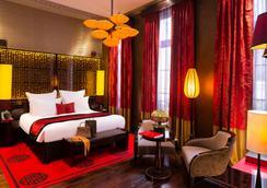 Buddha-Bar Hotel Paris - Paris - Bedroom
