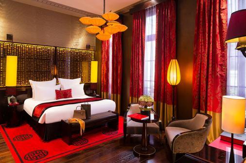 Buddha-Bar Hotel Paris - Paris - Soveværelse