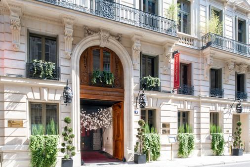 Buddha-Bar Hotel Paris - Paris - Bygning