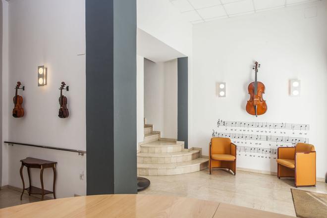 瓦倫西亞休閒音樂酒店 - 瓦倫西亞 - 巴倫西亞 - 大廳