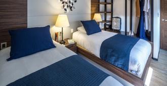 巴提亞套房酒店 - 墨西哥城 - 墨西哥城 - 臥室