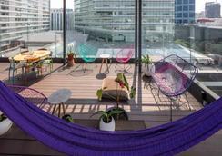 FlowSuites WTC - Mexico City - Mái nhà