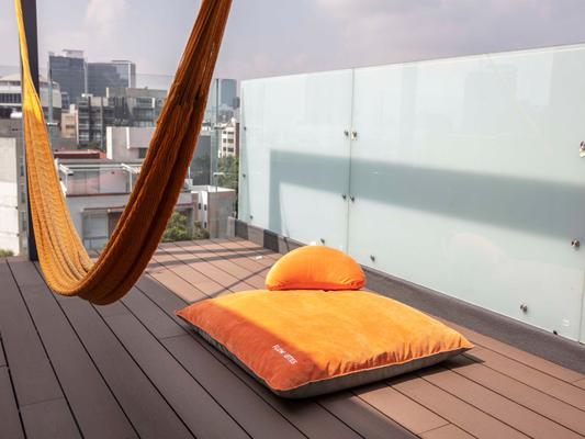 FlowSuites WTC - Mexico City - Rooftop