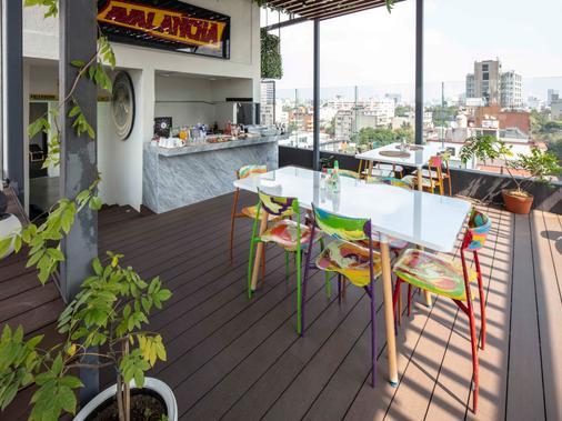 FlowSuites WTC - Mexico City - Phòng ăn