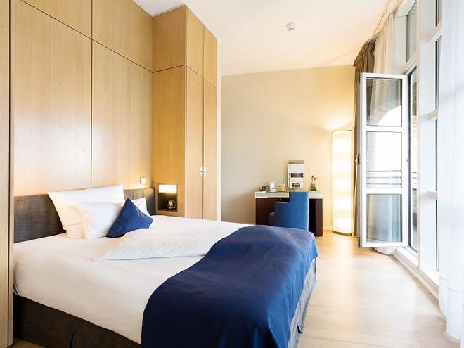 韋斯特姆酒店 - 科隆 - 科隆 - 臥室