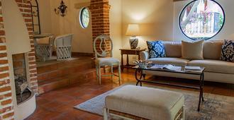 La Puertecita Boutique Hotel - San Miguel de Allende - Sala de estar