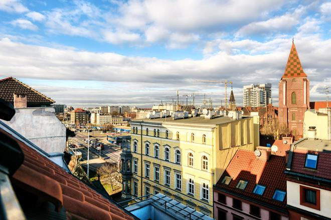 Friends Hostel - Wroclaw - Outdoor view