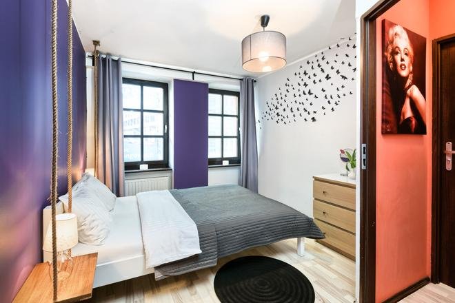 Friends Hostel - Wroclaw - Bedroom