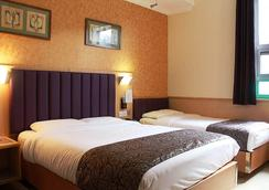 Eurotraveller Hotel - Premier - Tower Bridge - Lontoo - Makuuhuone