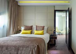 倫敦科技城蒙卡爾姆肖爾迪奇M 飯店 - 倫敦 - 臥室