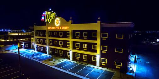 Skyline Hotel and Casino - Las Vegas - Gebäude