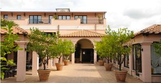 Mancini Park Hotel - Roma - Edificio