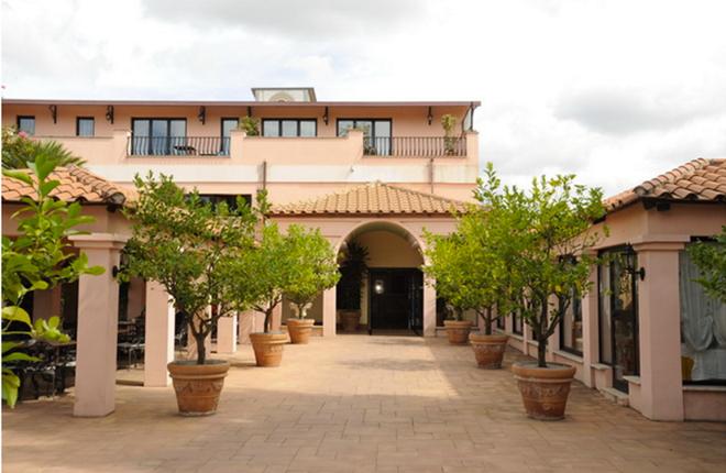 Mancini Park Hotel - Рим - Здание