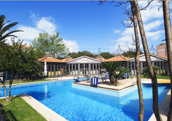 Mancini Park Hotel - Rome - Bể bơi