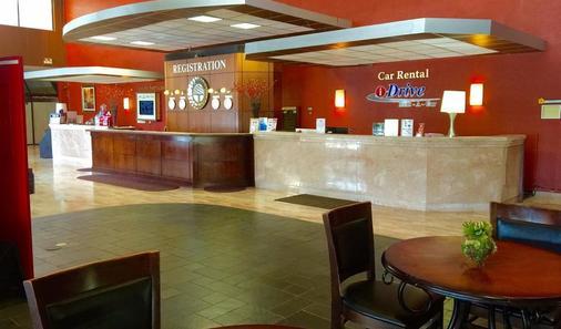 Orlando Metropolitan Resort - Orlando - Front desk