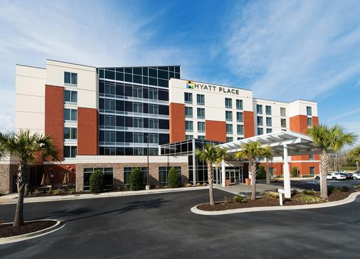 Hyatt Place Charleston Airport/Convention Center - North Charleston - Building