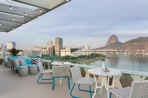 Yoo2 Rio De Janeiro By Intercity - Rio de Janeiro - Balcony