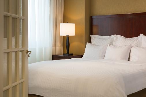 Washington Dulles Marriott Suites - Herndon - Makuuhuone