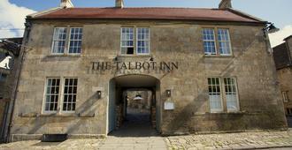 The Talbot Inn - Bath - Edificio