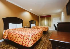 Palace Inn Katy - Katy - Bedroom