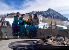 Elevation Hotel and Spa Crested Butte - Crested Butte - Hotellin palvelut