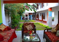 Hotel Harmony - Khajurāho - Ρεσεψιόν