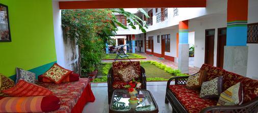 Hotel Harmony - Khajuraho - Recepción