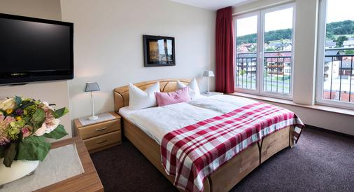 Best Western Hotel Brunnenhof - Weibersbrunn - Bedroom