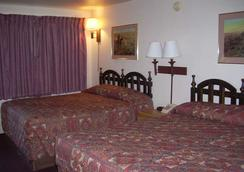 Apache Motel - Moab - Phòng ngủ