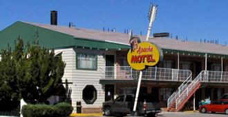 Apache Motel - Moab - Edificio