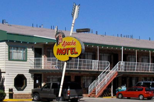 Apache Motel - Moab - Toà nhà