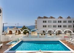 Hotel Apartamentos Lux Mar - Ibiza - Dining room