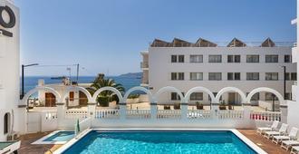 Hotel Apartamentos Lux Mar - Ibiza - Sala de jantar