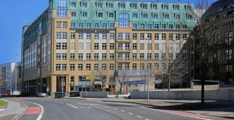 H+ Leipzig - Λειψία - Κτίριο