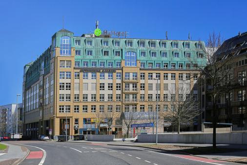H+ Leipzig - Leipzig - Rakennus