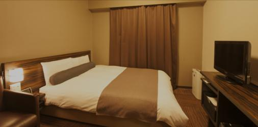 Dormy Inn Premium Hakata Canal City Mae Natural Hot Spring - Fukuoka - Bedroom