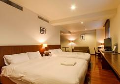서튼 호텔 하카타 시티 - 후쿠오카 - 침실