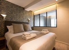 Milestay - Halles - Paris - Schlafzimmer