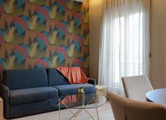 Milestay - Halles - Paris - Wohnzimmer