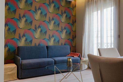 Milestay - Halles - Paris - Living room