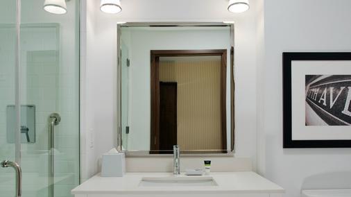 紐約市區喜來登福朋酒店 - 紐約 - 紐約 - 浴室