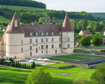 Hotel Golf Chateau de Chailly - Chailly-sur-Armançon - Building