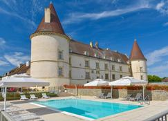 Hotel Golf Chateau De Chailly - Шайи-сюр-Армансон - Бассейн