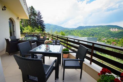 Pensiunea Toscana - Braşov - Balcony