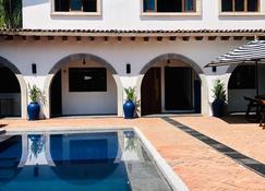 A Villa San Juan Bed & Breakfast - Bahia de Banderas - Rakennus